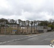 Ellon Academy was demolished in 2016 as part of a migration to a £36million community campus at Cromleybank