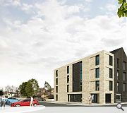 Selected apartments will benefit from private gardens and balconies