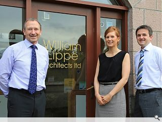 William Lippe Architects open new Aberdeen office