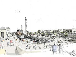 Heritage & culture prioritised in fresh Govan Graving Docks masterplan