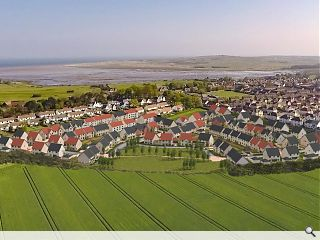 Cruden Homes lodge plans to build 107 Aberlady houses