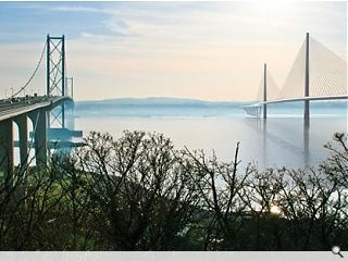 Holyrood committee backs new Forth crossing