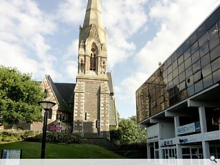 A listed Irvine church to be refurbished