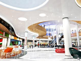 £2m ice rink to anchor East Kilbride mall expansion