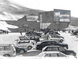 Consultation gets underway for Cairngorm Mountain visitor centre upgrade