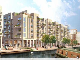 EDI Group showcase £200m India Quay proposal