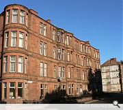 The tenements were previously repaired and renovated in the early 1980s as part of pioneering work by GEAR