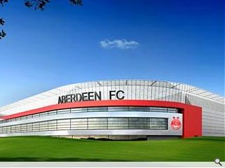 Aberdeen Arena recommended for approval