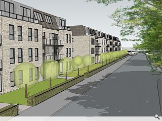 Brownfield Linlithgow homes go through on appeal
