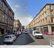 It is thought that the intervention would necessitate road closures and dversions along just one block of Sauchiehall Street