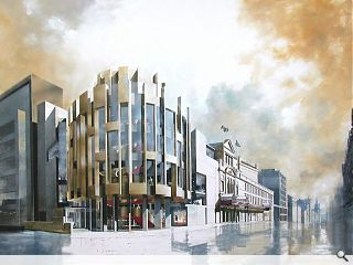 Theatre Royal expansion gets under way