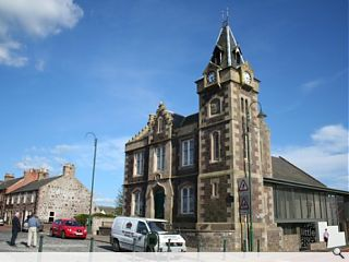 Murphy reveals plans for Biggar Corn Exchange