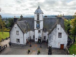 Fundraising drive launched to save 17th Century Stirling almhouse