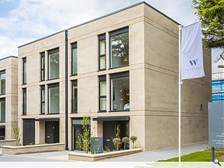 Queensberry Properties launch Edinburgh townhouses
