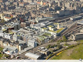 City of Edinburgh Council approve Caltongate master plan