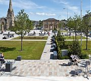 Helensburgh Town Centre Public Realm, Helensburgh, Austin-Smith:Lord LLP (£6.6m)