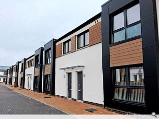 First new council housing in a generation completes in Aberdeen