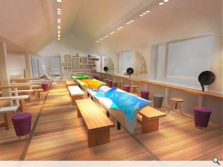 Glencoe Visitor Centre scaled up to offer improved experience