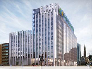 ScottishPower approve 14 storey Glasgow HQ plans