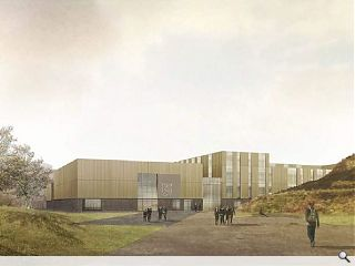 £24m Oban High School recommended for approval
