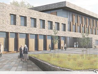 Eastwood Health & Care Centre secures planning