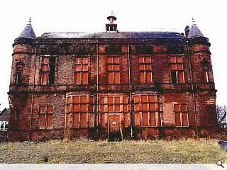 Gartloch Hospital's A-listed Great Hall facing demolition