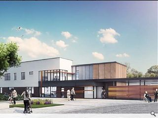 Contractor appointed to deliver Ayrshire Community Hospital