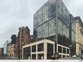 Glasgow office refurbishment moves ahead