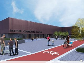 Sighthill Community Campus plans formalised