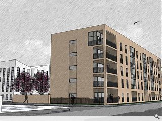 Additional affordable homes pencilled in for Govanhill