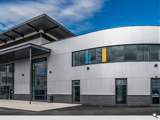 £21.5m Kirkcaldy community campus handed over
