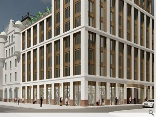 £25m Trongate hotel wins planning consent