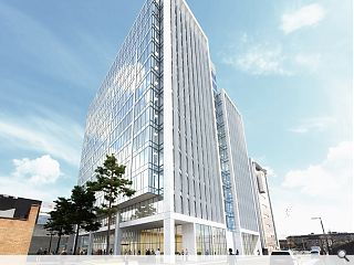 Glasgow's office pipeline extended by Carrick Quay approval