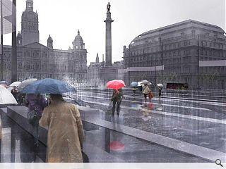 McAslan & Partners snubbed as George Square contest is scrapped