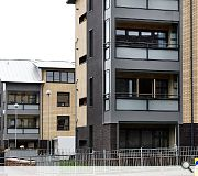 Tenants will benefit from high standards of insulation