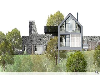 'Hybrid' homes touted as the future for rural regeneration