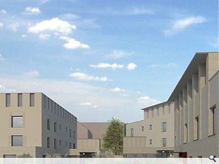 Easterhouse scrubland to host stone effect care complex