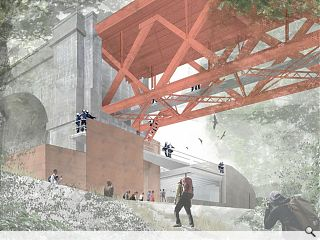 New Forth Bridge visitor hub plans emerge