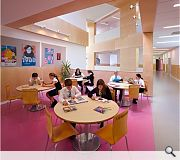 The school is intended to act as a hub for the wider Erskine community