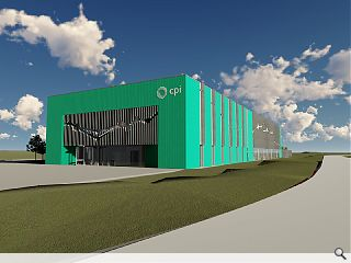 Glasgow Airport Medicines Manufacturing plant moves forward