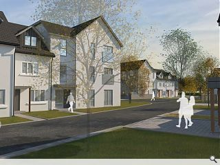 Dandara plan additional Hazledene housing