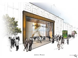 Diageo primes £150m visitor centre push