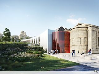 Paisley Museum reimagining burnishes towns cultural cachet