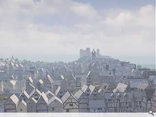 16th century Edinburgh brought to life in digital reconstruction