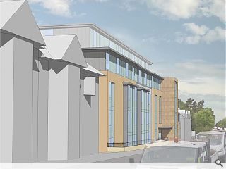 83 student flats proposed for Craigmillar