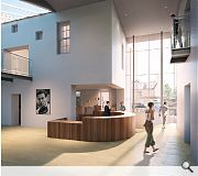 Revised plans will see the existing museum expanded