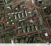The existing dissipate site will be urbanised