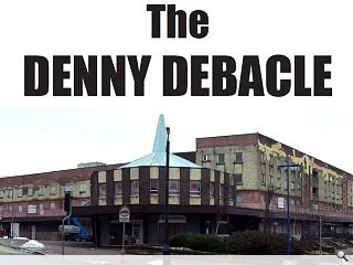 Denny residents prepare for Parliamentary debate over Carbuncle