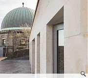 Collective on Calton Hill, Edinburgh (£4 m) Collective Architecture for City of Edinburgh Council and Collective