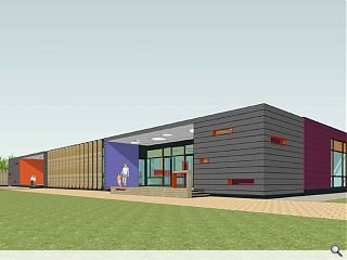 Knightswood early years centre goes in for planning